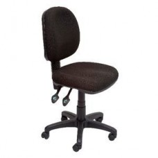 EC070 Medium Back Operator Chair - Black