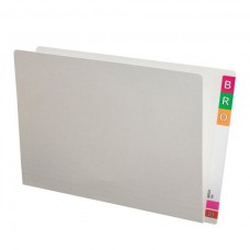 Avery Extra Heavy Duty Lateral File Foolscap White Box 100
