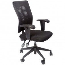 AM100 Mesh Back Operator Chair with Arms