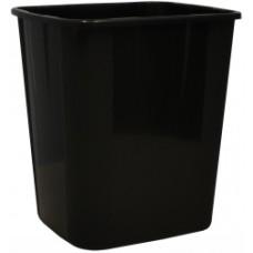 Italplast Waste Bin 32L Black