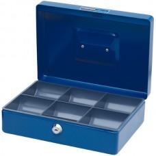 Esselte Classic Cash Box No. 8 Blue