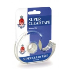 Clear Tape & Dispenser 18mm x 33m