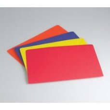 Foolscap Manilla Folders Assorted Pack 10