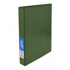 Bantex A4 2D 25mm Green Insert Binder