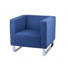 Rapidline Enterprise 1 Seat Lounge Chair Blue
