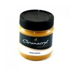 Chromacryl 250ml Raw Sienna Paint