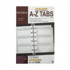 Debden Pocket A-Z Pocket Calendar Refill