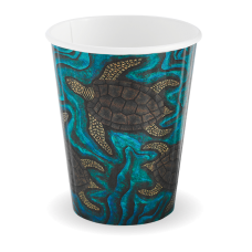 12oz Indigenous Bio Cups - Double Wall Box 1000