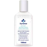 Dynatise Hand Sanitiser Gel 100ml Bottle
