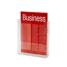 Esselte A4 Brochure Holder Wall Mounted