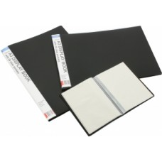 Bantex A3 Landscape 20 Pocket Display Book