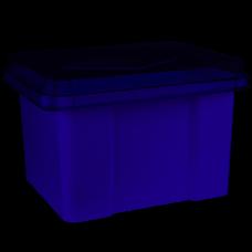 Italplast 32L Grape Storage Box with Lid