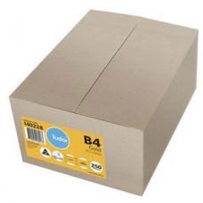 Tudor B4 Gold Peel N Seal Envelopes Box 250