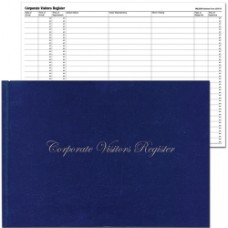 Collins Debden Corporate Visitors Book