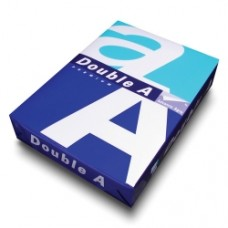 Double A 80gsm A3 White Copy Paper Box 3 Reams