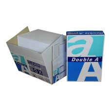 Double A A4 80gsm White Cleverbox 2500 Sheets