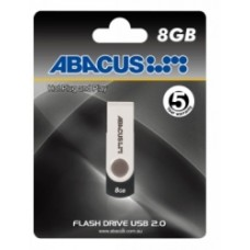 Abacus 8GB 2.0 USB Plug & Play
