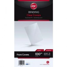 Clear Binding Cover A4 150 micron Box 100