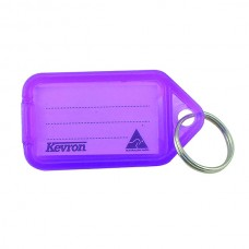 Kevron ID5 Key Tag Lilac Bag 50