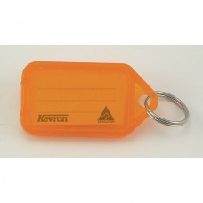 Kevron ID5 Key Tag Orange Bag 50