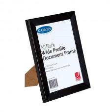 Carven A5 Wide Frame Black