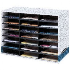 Fellowes Tabletop Sorter 21 Compartment