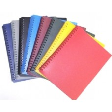 Cumberland A4 20 Pocket Display Book Assorted