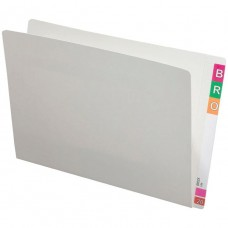 Avery Legal Size White Lateral File Box 100