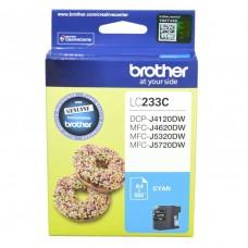 Brother LC-233 Cyan Ink Cartridge