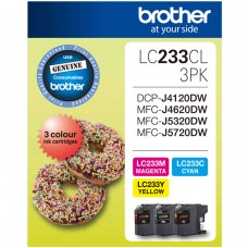 Brother LC-233 Colour Value Pack