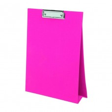 Colourhide My Stand-up Clipboard Whiteboard Pink