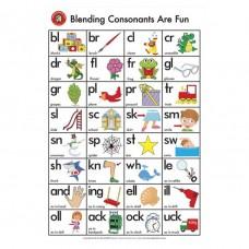 Learning Can Be Fun - Blending Consonants Are Fun