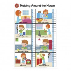 Learning Can Be Fun - Helping Around The House