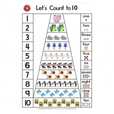 Learning Can Be Fun - Lets Count To Ten