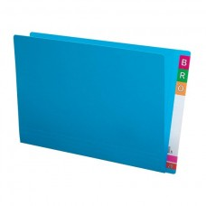 Avery Extra Heavy Duty Lateral File Foolscap Blue Box 100