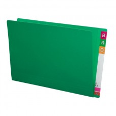 Avery Extra Heavy Duty Lateral File Foolscap Green Box 100