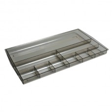 Esselte Drawer Tidy Smoke