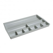Esselte Dove Grey Drawer Tidy