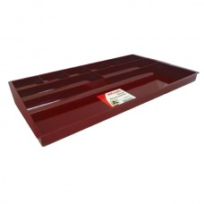 Esselte Drawer Tidy Burgundy