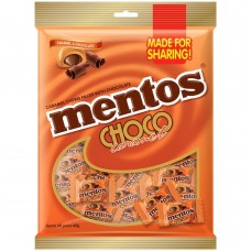 Mentos Choco Caramel Individual Wrapped 200 Pack