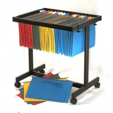 Crystalfile Suspension File Trolley