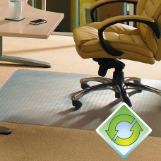 Floortex Ecotex Carpet Chair Mat 1200mm x 1500mm