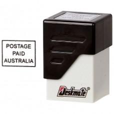 Deskmate Pre-Inked Postage Paid Stamp