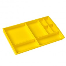 Esselte Nouveau Yellow Drawer Tidy