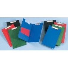 Bantex A4 Red Clipfolder