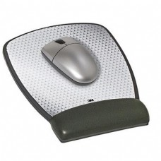 3M Precise Mousing Surface with Wrist Rest MW309LE