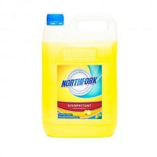 Northfork Commercial Grade Lemon Disinfectant 5 Litre