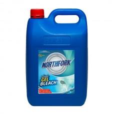 Northfork Bathroom Gel Bleach Antibacterial 5 Litre