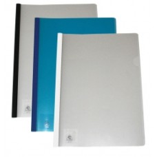 Colby A4 Clear Cover With Spine