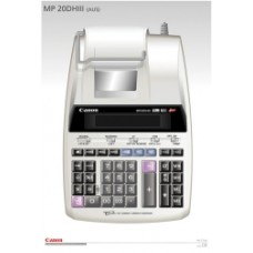 Canon MP-20DHiii Heavy Duty Printing Calculator